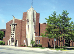 St Paul (231) (includes St. Joseph Oratory, Owosso)